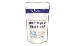 「環境にやさしい洗たく洗剤」つめかえ用パウチ450g