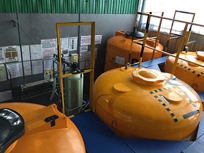 製造水・殺菌槽