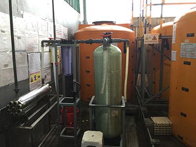 製造水用紫外線殺菌装置