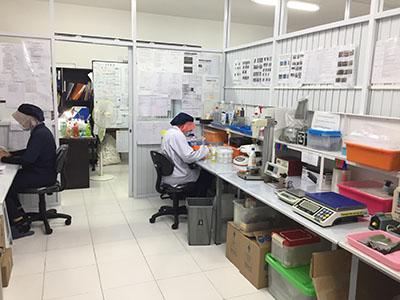 研究室(品質管理)